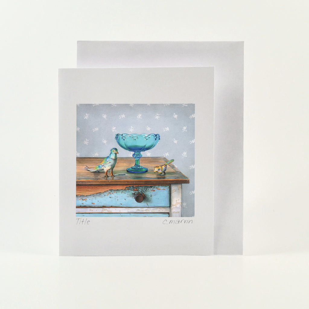 Still Life with Birds - Wholesale Art Cards