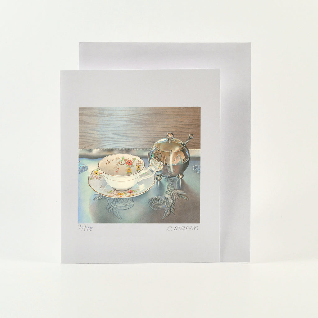 Sugar and Tea - Wholesale Art Cards