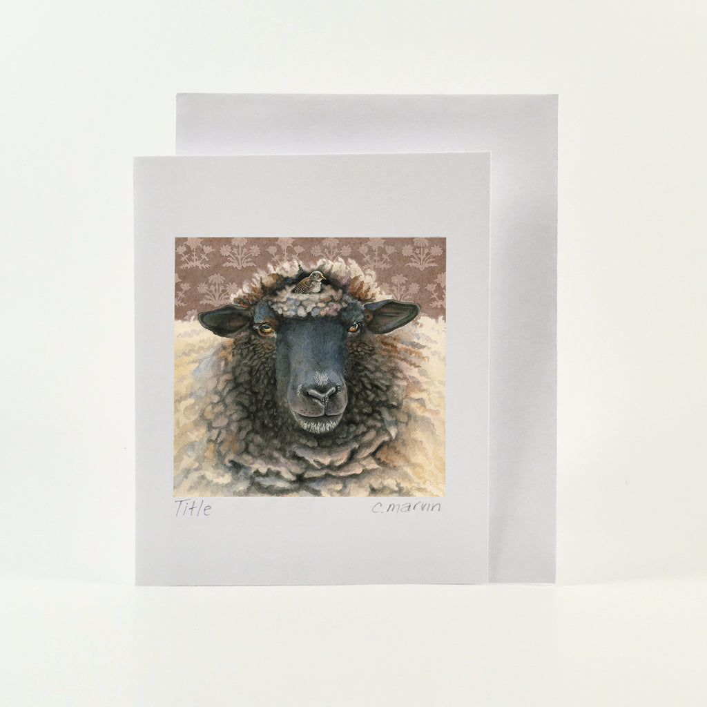A Suitable Nest - Wholesale Art Cards