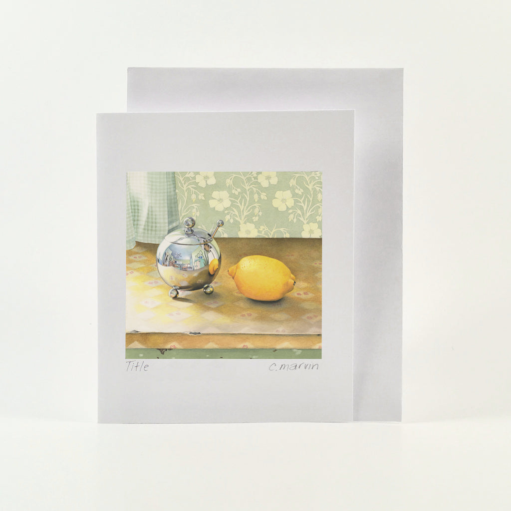 Sweet and Sour - Wholesale Art Cards
