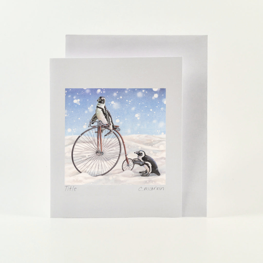 Try New Things - Wholesale Art Cards