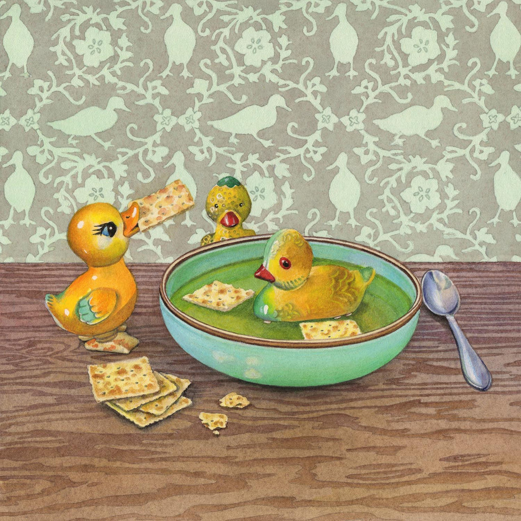 Crackers for Quackers
