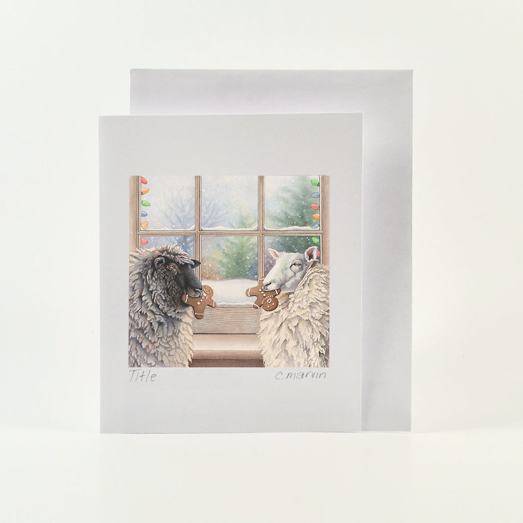 The Gift Exchange - Wholesale Art Cards