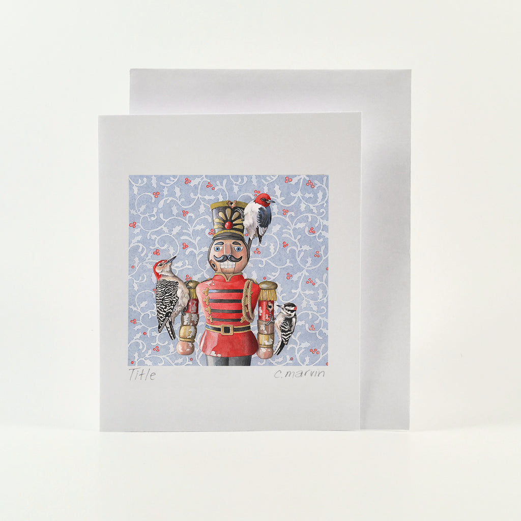 The Nutcracker - Wholesale Art Cards