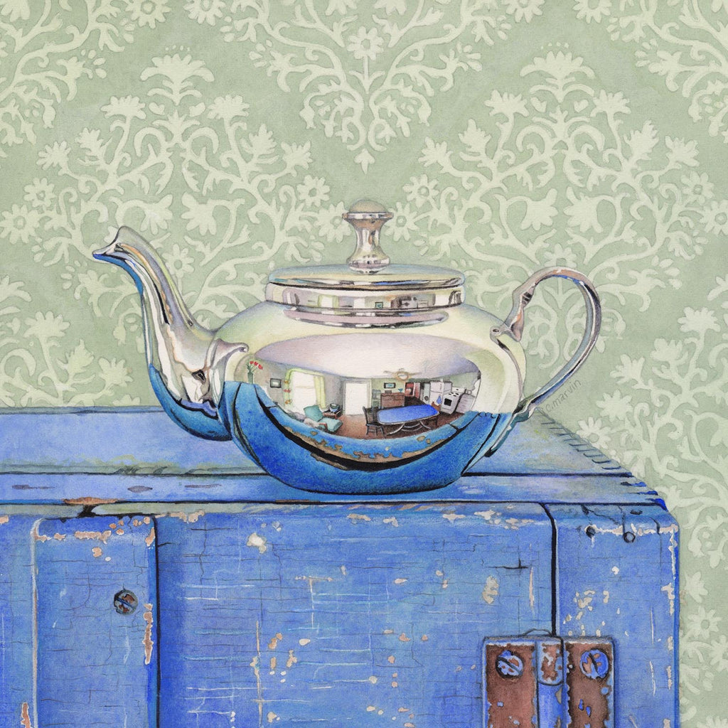 Smiling Teapot - Gallery