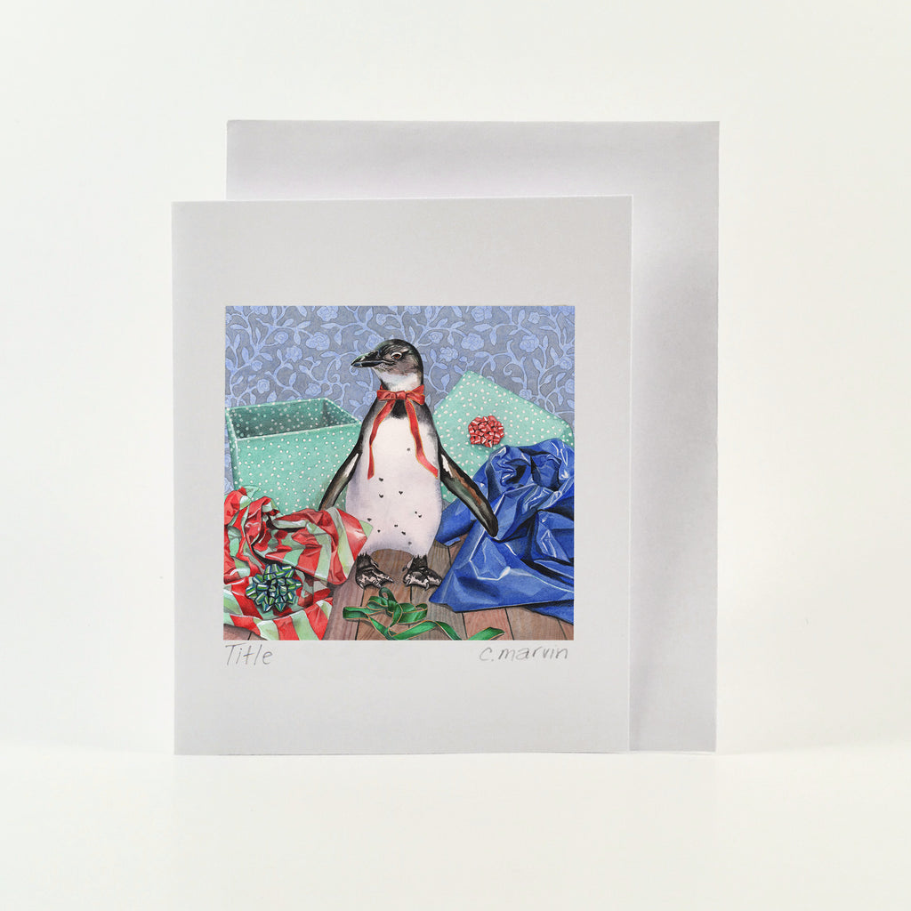 The Surprise - Wholesale Art Cards