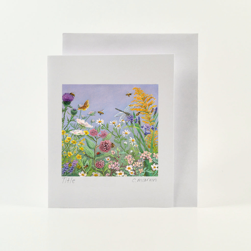 Wild - Wholesale Art Cards