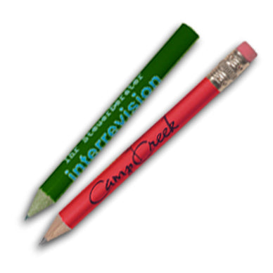 Personalised Golf Pencils