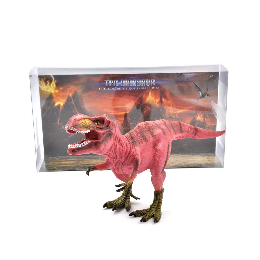 Vanvene Realistic Tyrannosaurus Rex Toy 11 Inches, Large Size Rubber Dinosaur Action Figure Beach Toy, Dinosaur Party Toy, Kids Great Dinosaur Birthday Gift for, Toddler, Boys