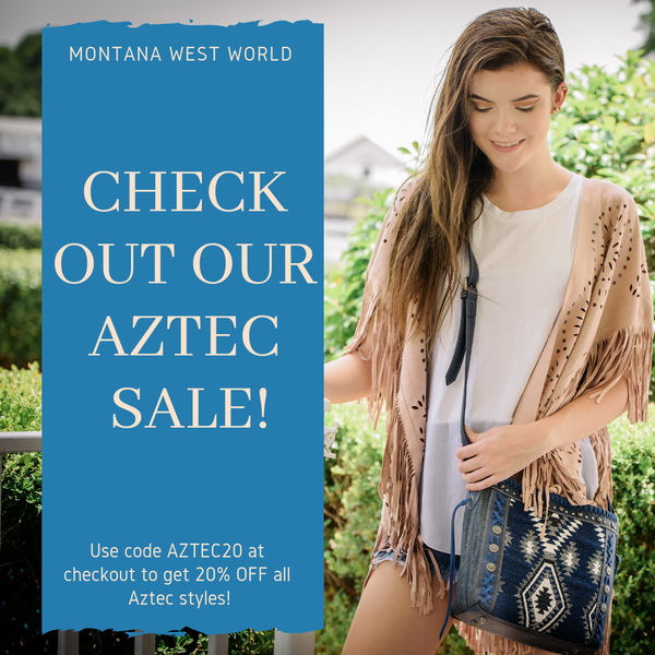 The Best of Our Aztec Sale!