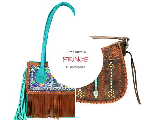 Aztec new arrivals in the fringe collection
