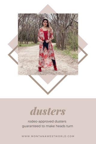 Dusters Collections Blog Banner