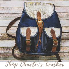 Shop Charlie's Leather