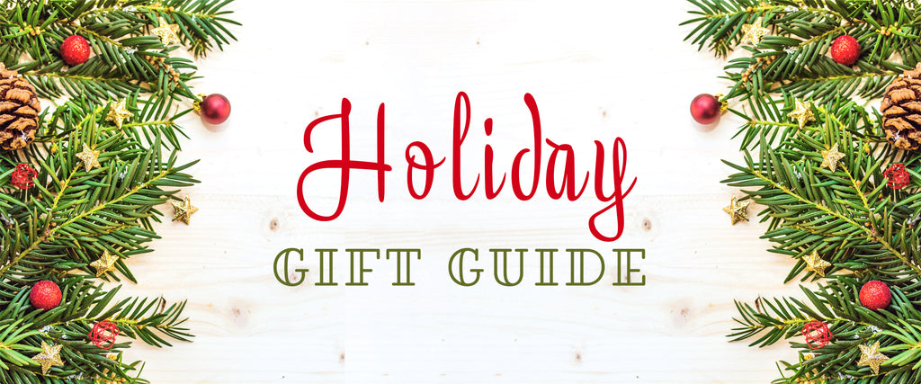 Holiday Gift Guide Blog Banner