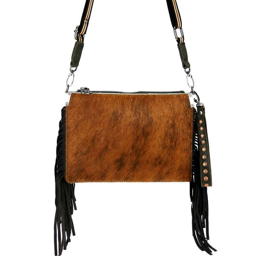 Coloratus Fringe Clutch - Montana West World