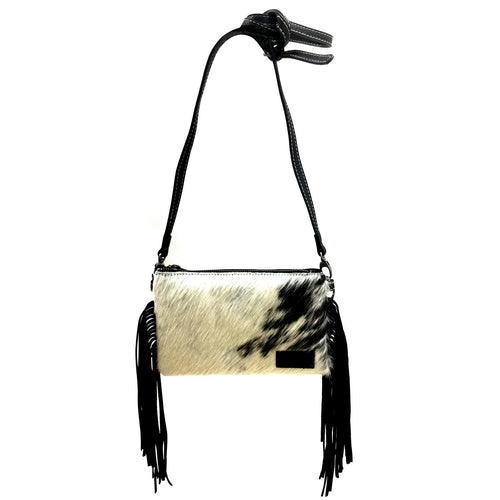 Microdasys Hair-On Cowhide Clutch - Montana West World