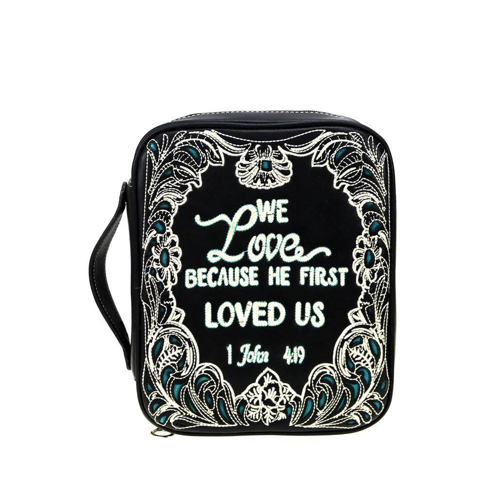 DC023-OT Montana West Scripture Bible Verse Collection Bible Cover - Montana West World