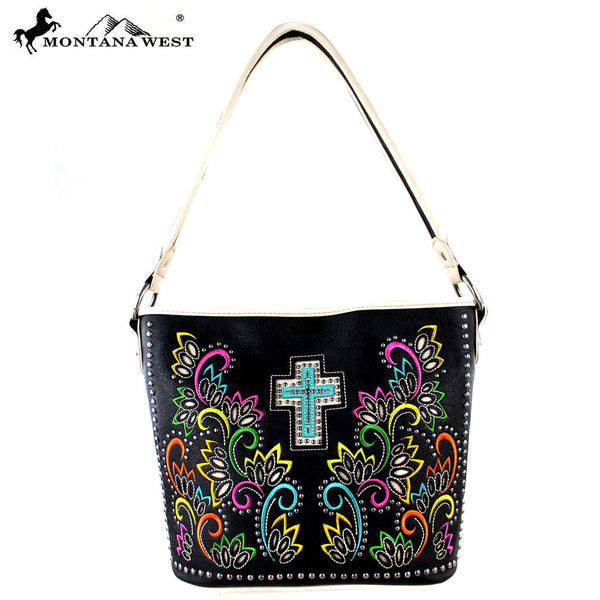 MW329-916 Montana West Spiritual Collection Tote Bag - Montana West World