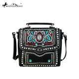 Acaena S Embroidered Satchel - Montana West World