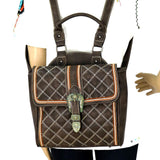 Ensete Buckle Backpack - Montana West World