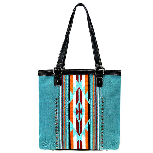 MW779-8281 Montana West Aztec Collection Tote - Montana West World
