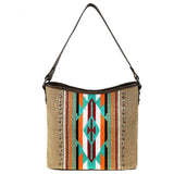 MW779-918  Montana West Aztec Collection Hobo