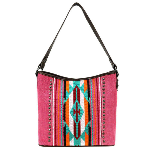 MW779-918  Montana West Aztec Collection Hobo - Montana West World
