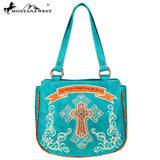 Bible Verse B Spiritual Tote Bag - Montana West World