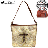 MW811G-918  Montana West Spiritual Collection Concealed Carry Hobo - Montana West World