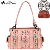 MW821G-8085 Montana West Aztec Collection Concealed Carry Satchel - Montana West World