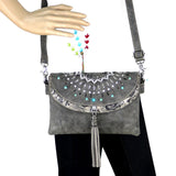 MW850-810 Montana West Cut-out Collection Crossbody /Waist Fanny Pack - Montana West World