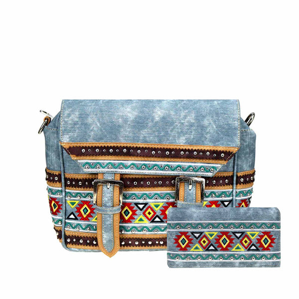 HW-MW885-8511  Montana West Handbag and Wallet - By Set - Montana West World