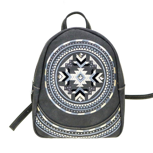 Edelweiss Aztec Backpack - Montana West World