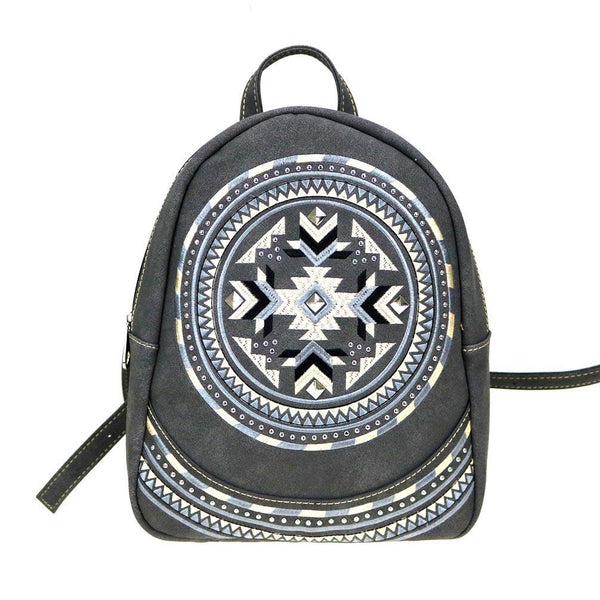 MW889-9110 Montana West Aztec Collection Backpack - Montana West World