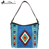 Dysosma Aztec Hobo Bag - Montana West World