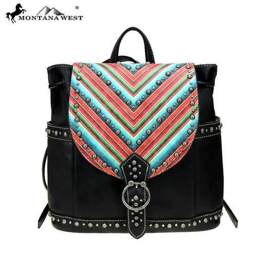 Epidendrum Aztec Backpack - Montana West World