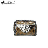 Ixora Clear Travel Pouch - Montana West World