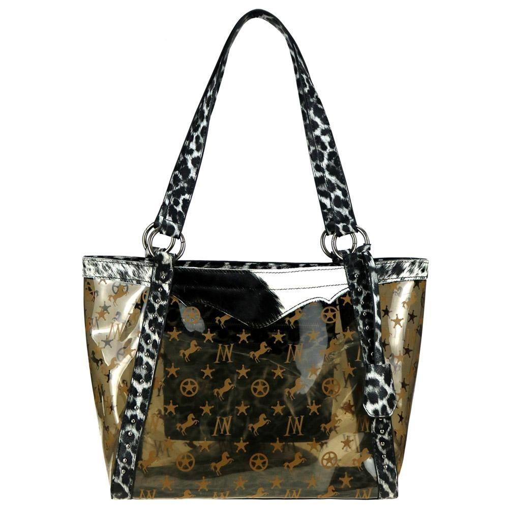 Ixora Clear Tote - Montana West World
