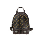 MW913-9110 Montana West Signature Monogram Collection Mini Backpack - Montana West World