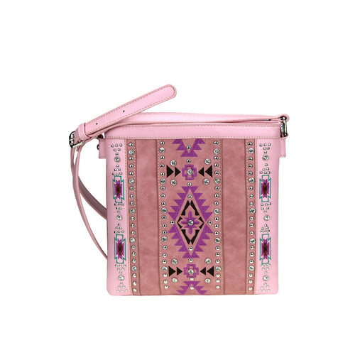 MW920G-9360 Montana West Aztec Collection Concealed Carry Crossbody - Montana West World