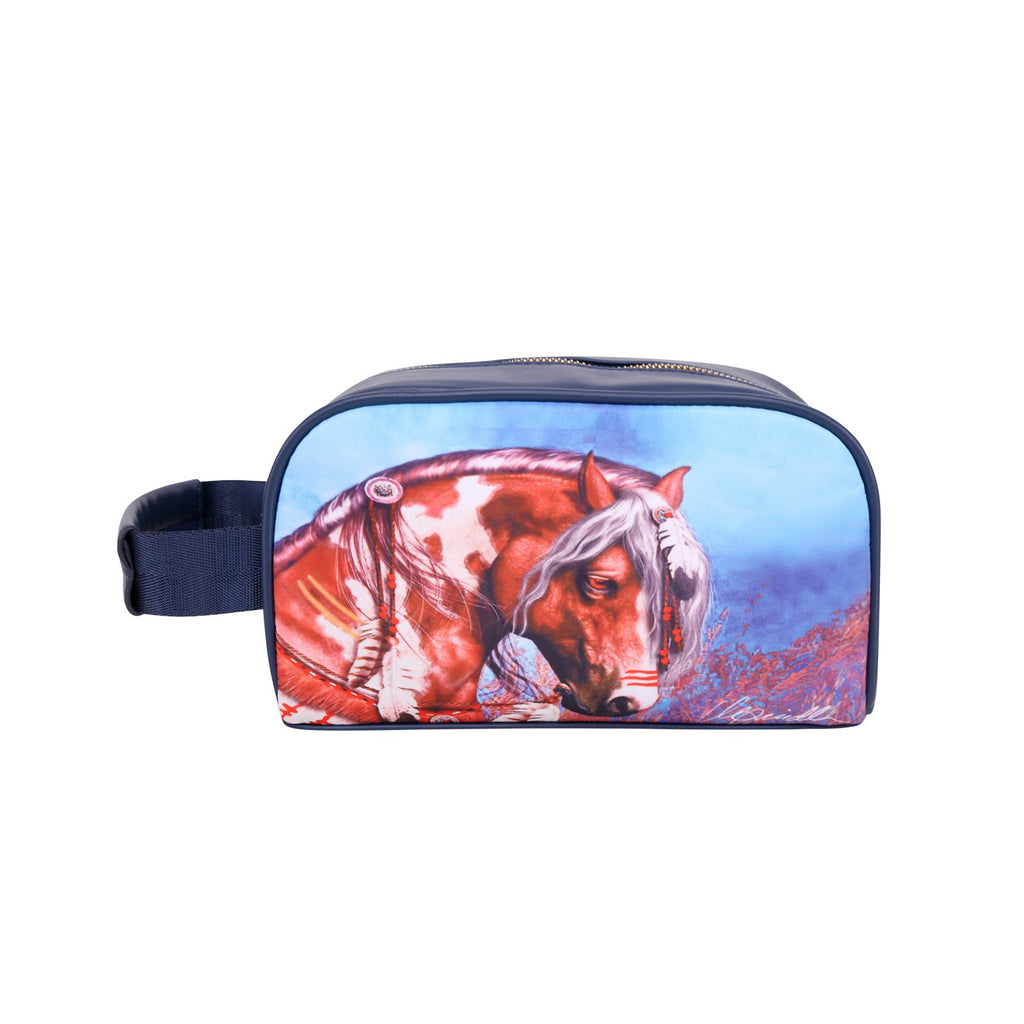MW922-190  Montana West Horse Print Multi Purpose/Travel Pouch - Montana West World