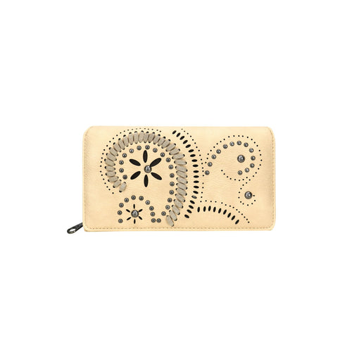 MW942-W010 Montana West Cut-out Collection Wallet