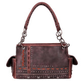 MW952G-8085 Montana West Concho Collection Concealed Carry Satchel - Montana West World