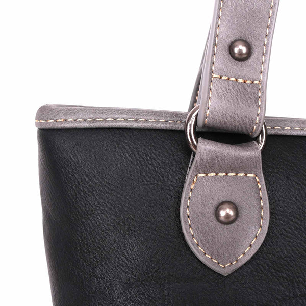 Concho Collection Concealed Carry Tote - Montana West World