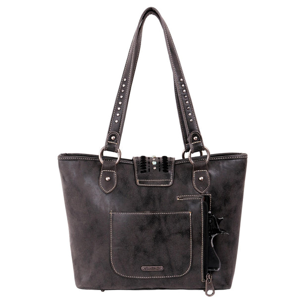 Tacca Buckle Concealed Carry Tote - Montana West World