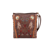 Astrocaryum Aztec Concealed Carry Crossbody - Montana West World