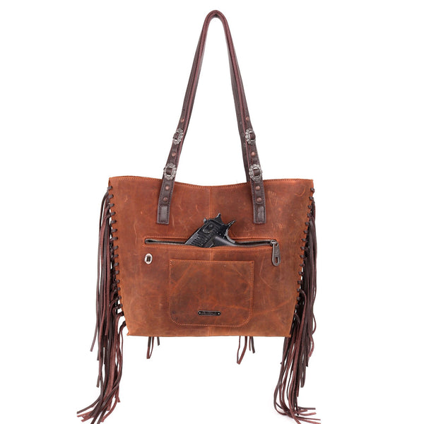 Euphorbia Fringe Tote - Montana West World