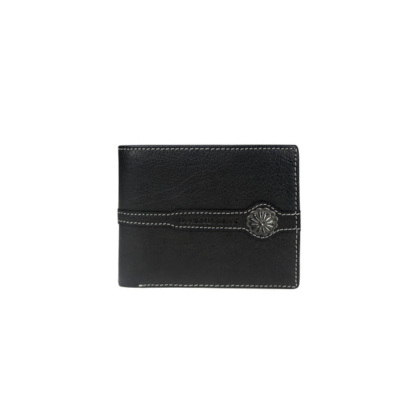 Concho Men's Wallet - Montana West World