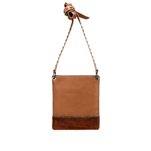 RLC-L136 Montana West Real Leather Shoulder/Crossbody Bag - Montana West World