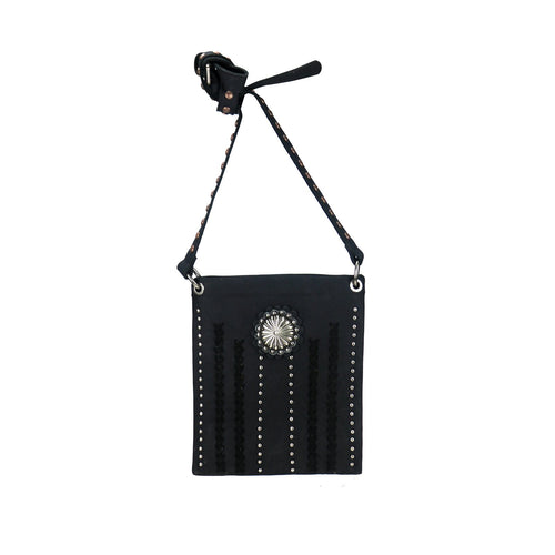 Nopalxochia Concho Crossbody Bag - Montana West World